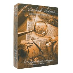 Sherlock Holmes Consulting Detective: The Thames Murders