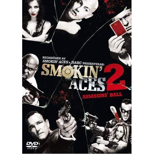 Smokin' Aces 2: Assassin's Ball - DVD