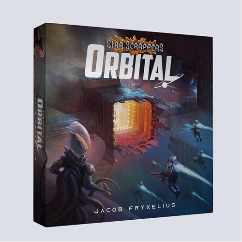 Star Scrappers: Orbital - Kickstarter Edition