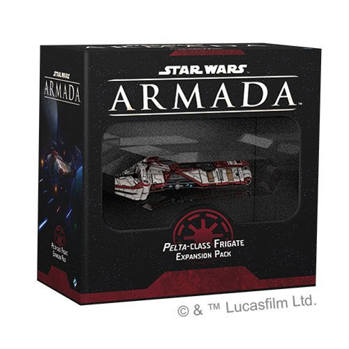 Star Wars Armada: Pelta-Class Frigate Expansion Pack