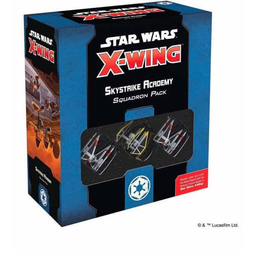 Star Wars X-Wing: Skystrike Academy Squadron Pack