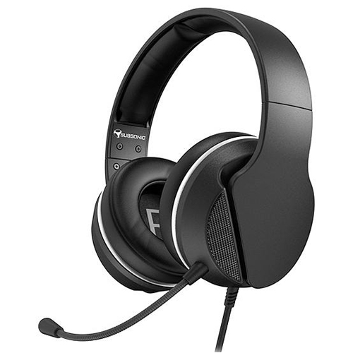 Subsonic XboxSeriesX HS300 Gaming Headset (Black) - Xbox Series X