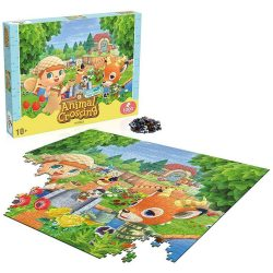 Animal Crossing Jigsaw Puzzle (1000 pieces)
