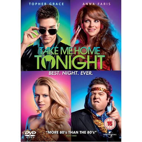 Take Me Home Tonight - DVD