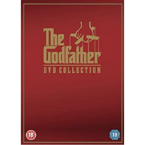 The Godfather Trilogy - Part I / Part II / Part III - DVD