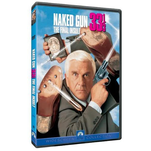 Union Films - Review - Naked Gun 33 1/3: The Final Insult