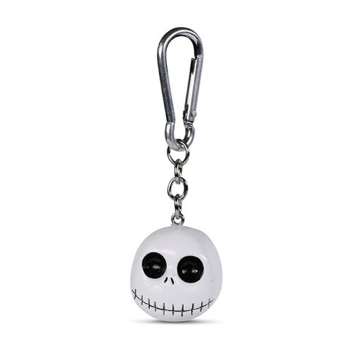 The Nightmare Before Christmas (Head) 3D Keychain