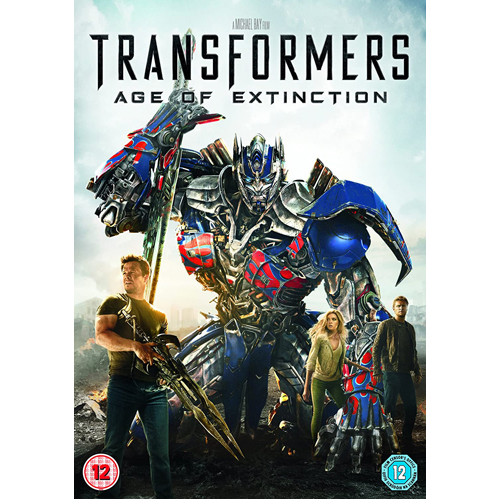 Transformers: Age Of Extinction - DVD