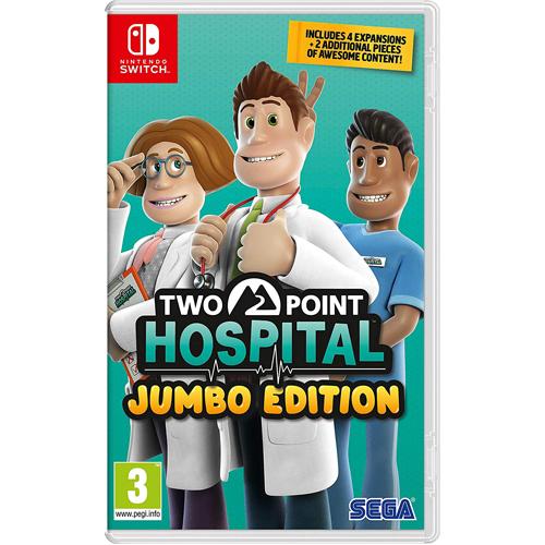 Two Point Hospital Jumbo Edition - Nintendo Switch