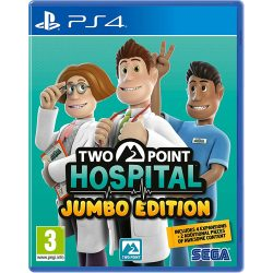 Two Point Hospital Jumbo Edition - PS4