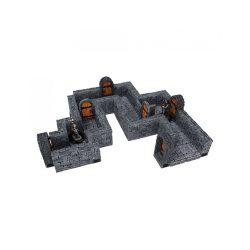 WarLock Tiles: Dungeon - Straight Walls Expansion