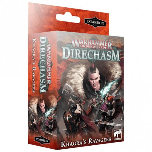 Warhammer Underworlds: Khagra's Ravagers