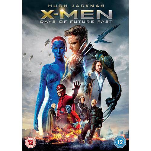 X-Men: Days of Future Past - DVD