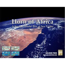 Horn Of Africa: Second World War At Sea