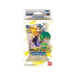 Digimon Card Game: Starter Deck - Heaven's Yellow (ST-3)