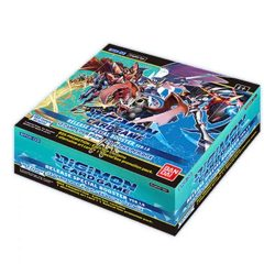 Digimon Card Game: Release Special Ver.1.5 (BT01-03) Booster Box