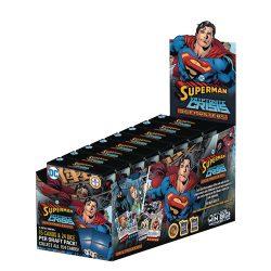 DC Dice Masters: Superman Kryptonite Crisis Countertop Display