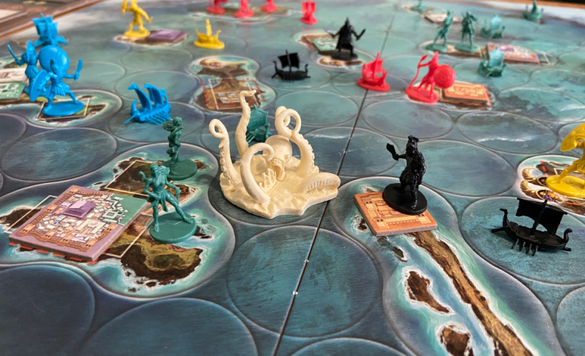 cyclades set up