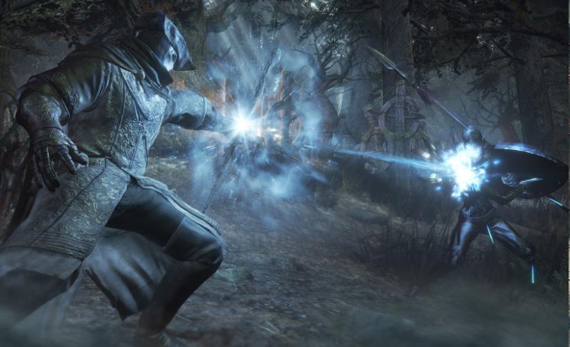 dark souls 3 magic combat