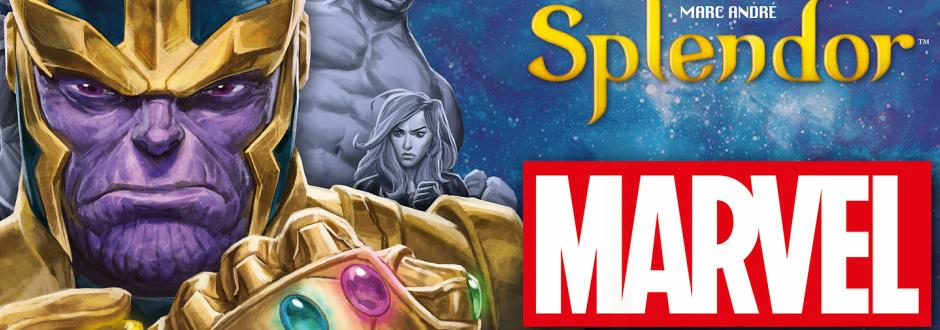 Splendor: Marvel Review
