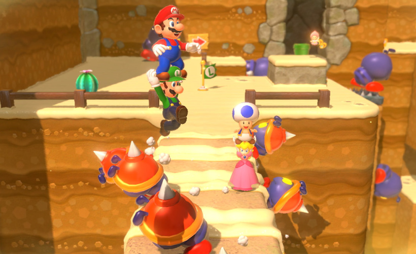 super mario 3d world bowsers fury multiplayer