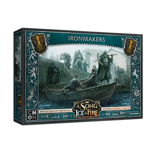 A Song of Ice and Fire: Greyjoy Ironmakers