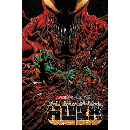 Absolute Carnage: Immortal Hulk and Other Tales (Paperback)