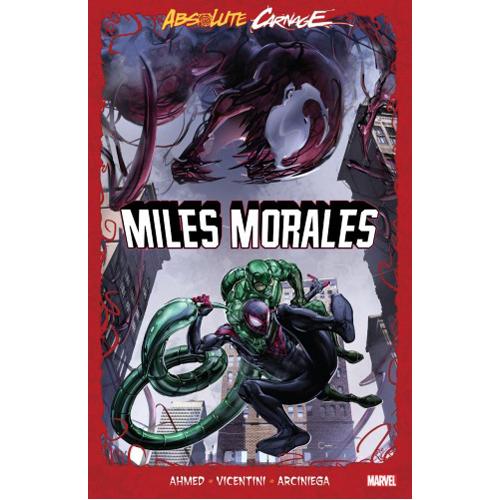 Absolute Carnage: Miles Morales (Paperback)