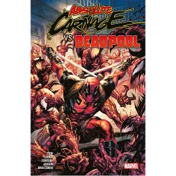 Absolute Carnage vs. Deadpool (Paperback)