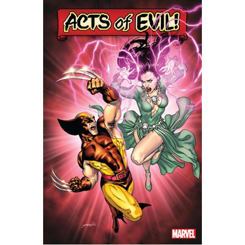Acts of Evil (Paperback)