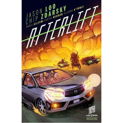 Afterlift (Paperback)
