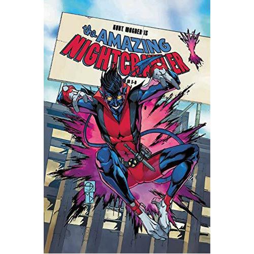 Age Of X-Man: The Amazing Nightcrawler (Paperback)