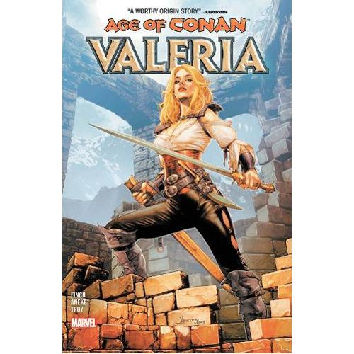 Age of Conan: Valeria (Paperback)