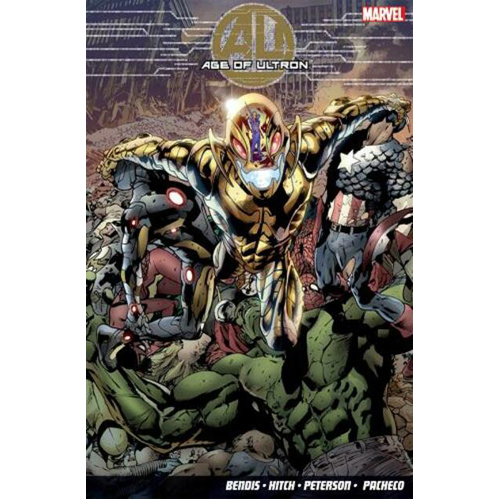 Age of Ultron (Paperback)