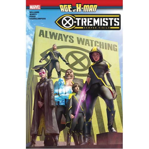 Age of X-Man: X-Tremists (Paperback)