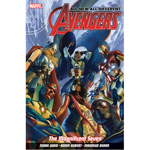 All-New All-Different Avengers Volume 1: The Magnificent Seven (Paperback)