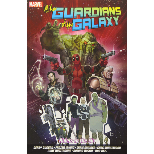 All-New Guardians of the Galaxy Vol. 2 (Paperback)