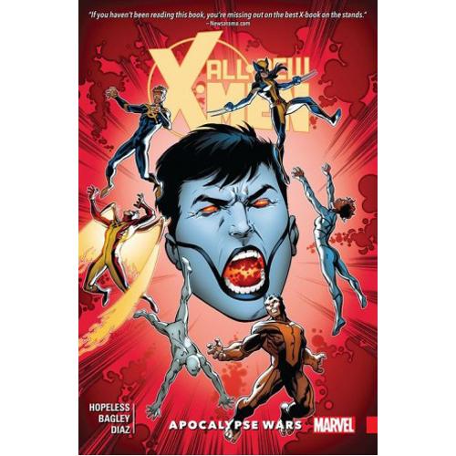 All-New X-Men Inevitable Vol. 2 (Paperback)