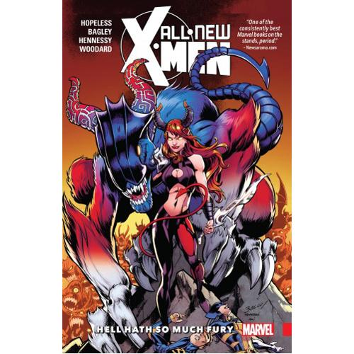 All-New X-Men Inevitable Vol. 3 (Paperback)