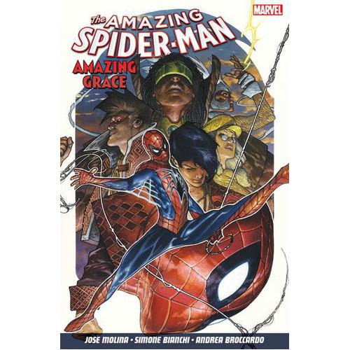 Amazing Spider-Man: Amazing Grace (Paperback)