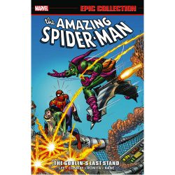 Amazing Spider-Man Epic Collection: The Goblin's Last Stand (Paperback)