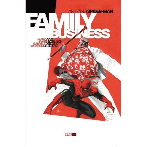 Amazing Spider-Man: Family Business (Paperback)