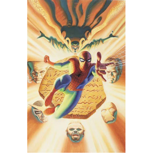 Amazing Spider-Man: The Lifeline Tablet Saga (Paperback)