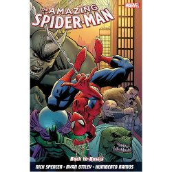 Amazing Spider-Man Vol. 1: Back to Basics (Paperback)