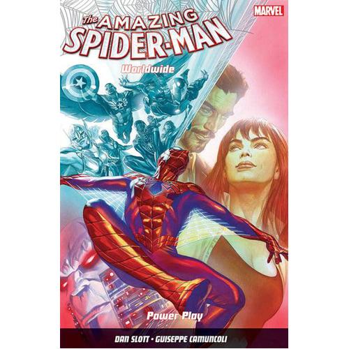 Amazing Spider-Man: Worldwide Vol. 3: Power Play (Paperback)