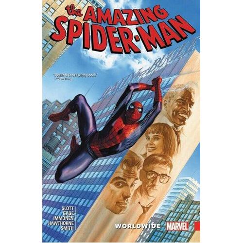 Amazing Spider-Man: Worldwide Vol. 8 (Paperback)