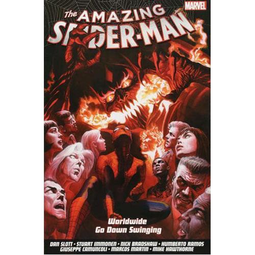 Amazing Spider-Man: Worldwide Vol. 9 (Paperback)