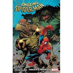 Amazing Spider-Man by Nick Spencer Vol. 8: Threats & Menaces (Paperback)