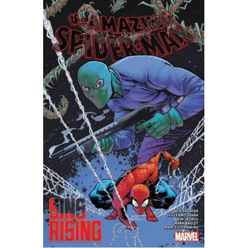 Amazing Spider-Man by Nick Spencer Vol. 9: Sins Rising (Paperback)