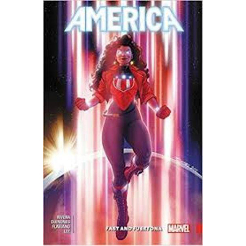 America Vol. 2: Fast and Fuertona (Paperback)